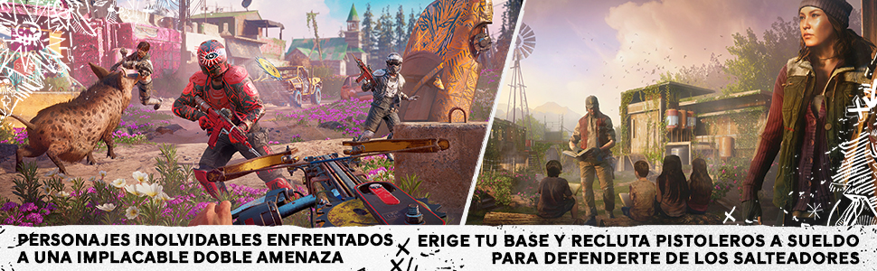 Far Cry New Dawn: Amazon.es: Videojuegos