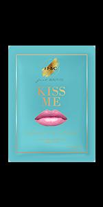 kiss me, fast beauty, lip mask