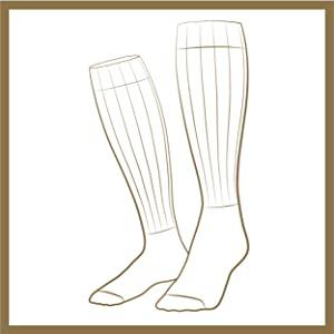 knee high socks, goldtoe socks, socks, cute socks, fall socks