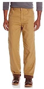 Wrangler Authentics Fleece Lined Carpenter Jean