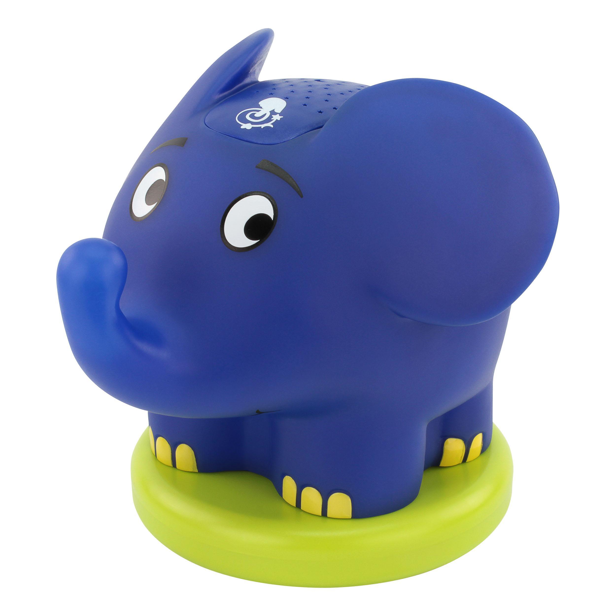 ANSMANN Sternenlicht Elefant LED zauberhafter Sternenhimmel ...