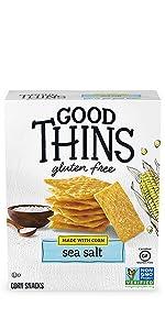 Good  Thins - Corn -  Sea Salt