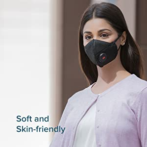 Soft & Skin friendly mask