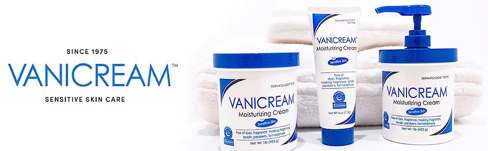 Vanicream - Sensitive Skin Care