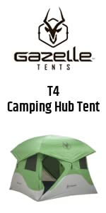 T4 Pop-Up Camping Tent