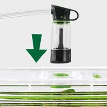 FoodSaver Fresh Containers Handheld Sealer
