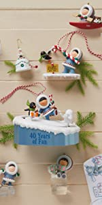 Series Christmas Ornament, Tammy's Tree Farm Truck Holiday Parade