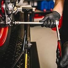 Gedore Red R45603172 Maleta con 172 herramientas de 1/4