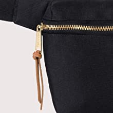 Fifteen Hip Pack Zipper Pull