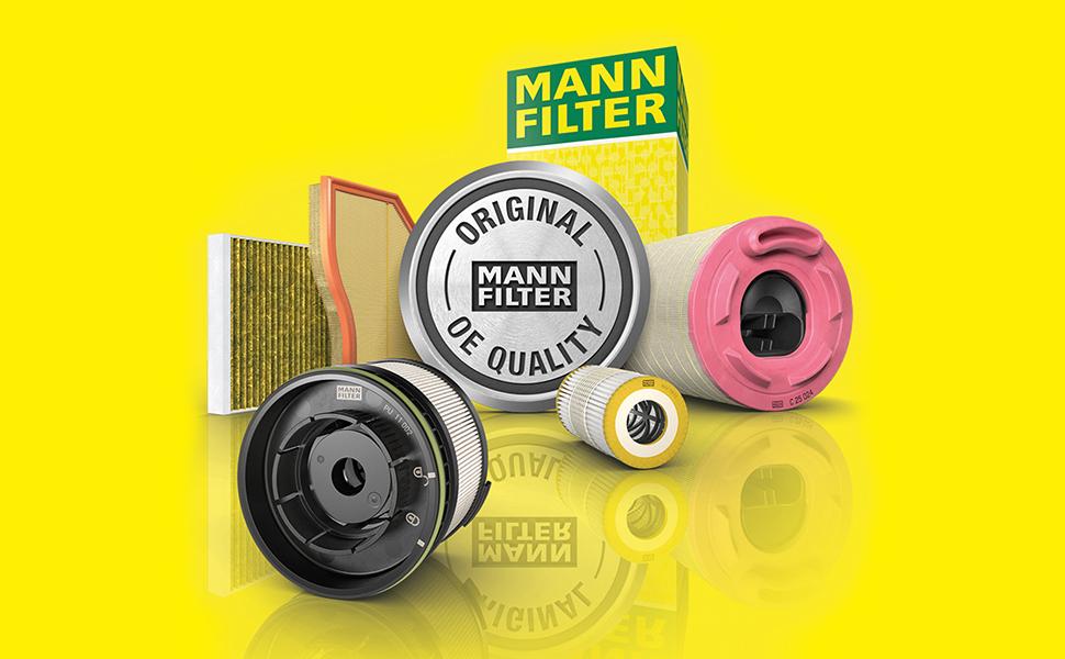 Mann Filter HU9254Y Oil Filter