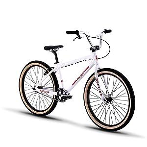 22d74b73148 Amazon.com: Redline Bikes Sqb-26 BMX Bike with 26