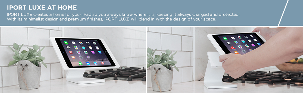 iport luxe at home