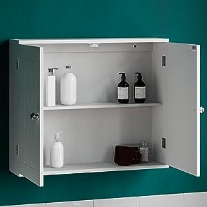 Priano Zweit/üriger Badschrank von Bath Vida