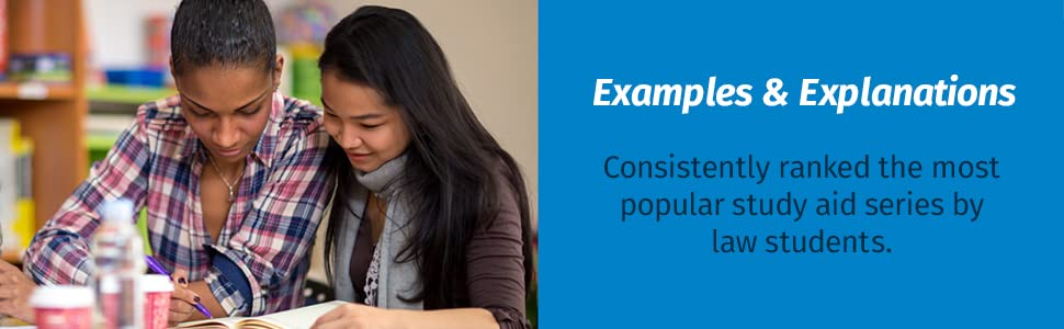 Examples and Explanations Study Guides