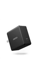 CHOETECH Foldable 60W Power Delivery Wall Charger