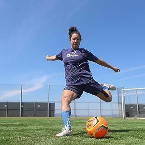 Senda Soccer, Amador