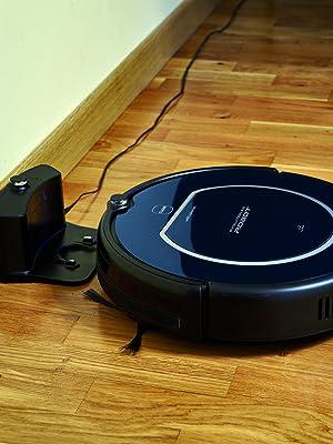 Ariete 2712-21 Aspirador Robot Evolución 2.0 Pro, Negro: Amazon.es ...