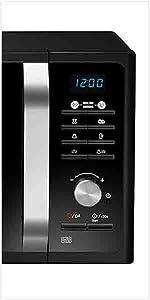 Samsung MG23F301TAK/EC - Microondas con grill, 800W/1100 W ...