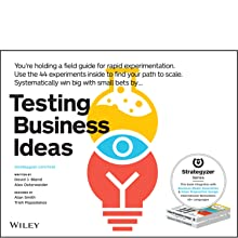 testing business ideas, osterwalder, alex osterwalder, alexander osterwalder, strategyzer