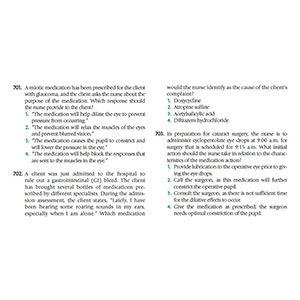 test questions, nclex