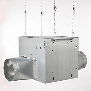 Broan HLB External In-Line Blower