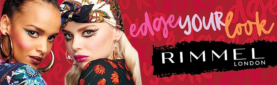 Rimmel London - Edge your look