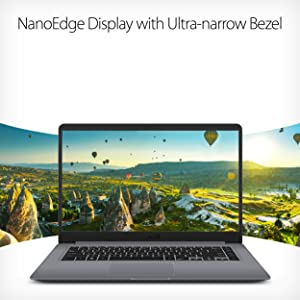 NanoEdge Display with Ultra-Narrow Bezel