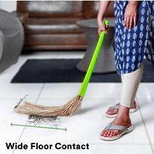 broom flexible design
