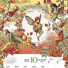 FLOWER FAIRIES Calendar 2021