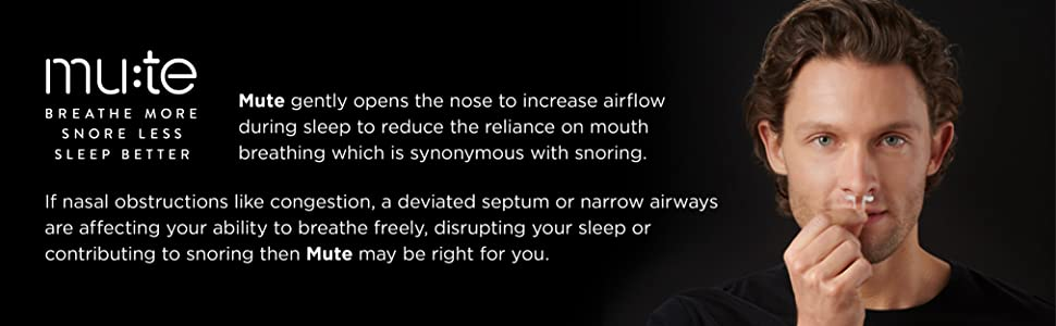 Mute Snoring