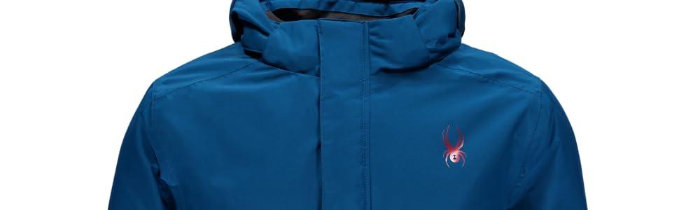 2cfb3a3fb Spyder Transport Ski Jacket
