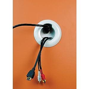 amazon com legrand wiremold cmk70 flat screen tv cord and cable rh amazon com