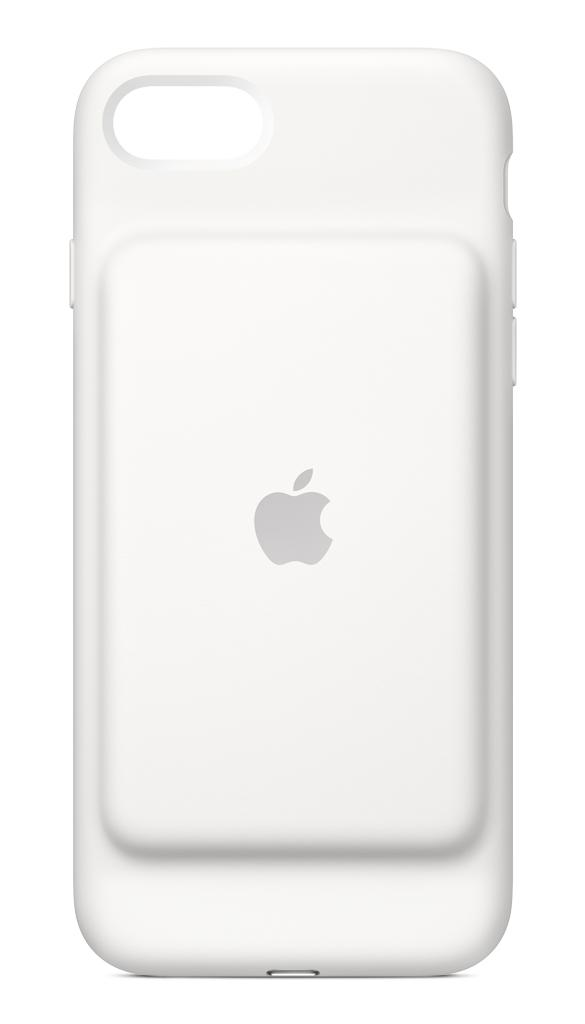 iphone smart case apple iphone 7 smart battery white cell 12325