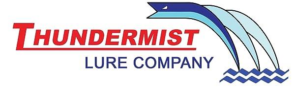 THUNDERMIST LURE COMPANY - AUTHENTIC T-TURN BAIT RIG - TANGLE FREE DESIGN BY THUNDERMIST LURE CO.