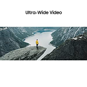 Ultra-wide Video