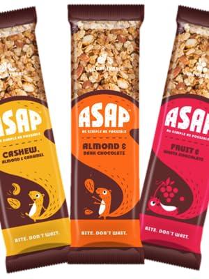 ASAP Assorted Granola bars