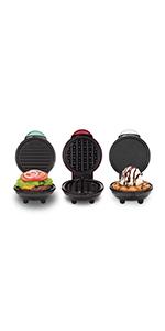 waffle; mini; maker; waffles; dash