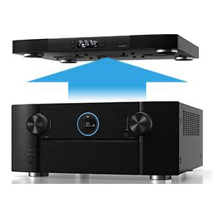 Cooling Fan For AV Receivers, DVRs, Amplifiers, Routers, Xbox, And Audio