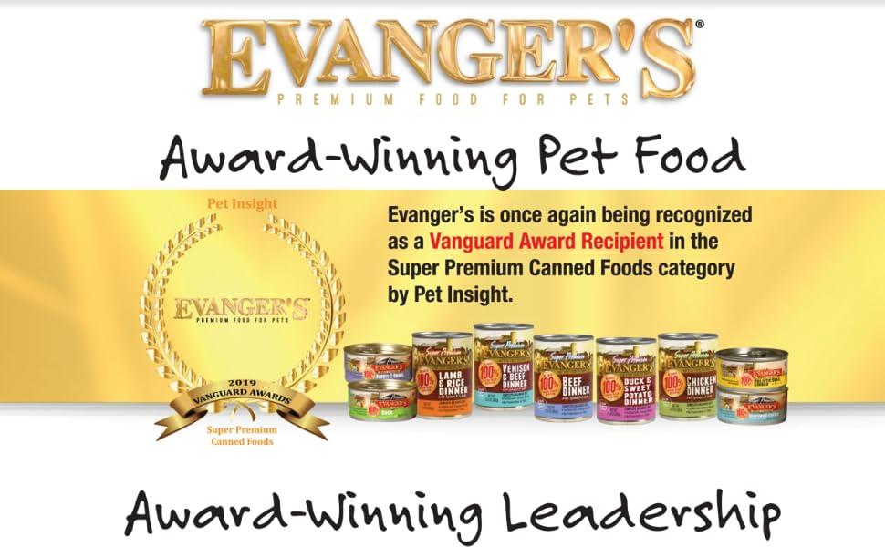 award winning best pet food