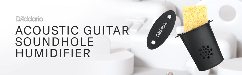 Acoustic Guitar Soundhole Humidifier