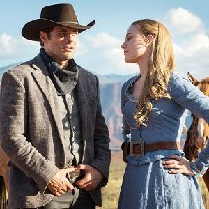 Westworld,Dolores,Teddy,robot,saison 1,HBO,Golden Globes,Emmy,public,critique,science-fiction,west