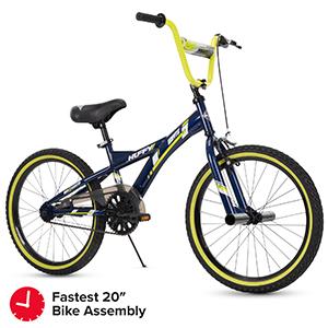 Huffy Ignyte blue boys bike