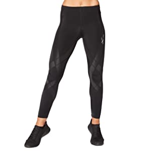 CW-X women's endurance generator muscle and joint support compression tights