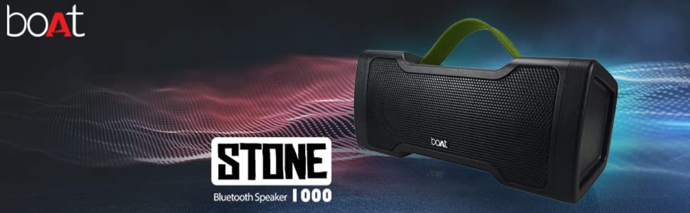 Bluetooth speaker, Boombox