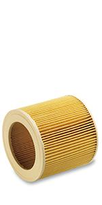 karcher accessorio  aspiratori wdad sacchetto filtro