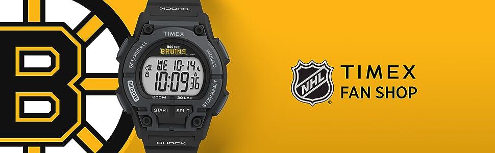 Timex, NHL Takeover, Boston, Bruins