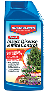 3-In-1 Insect Disease & Mite Control