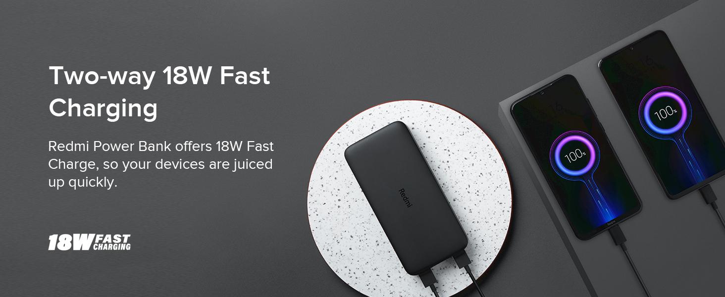 fast charging powerbank