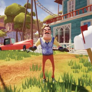 Amazon com: Hello Neighbor - Nintendo Switch: Gearbox