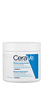 CeraVe; Hidratante; Crema; Seco; Piel; Ácido Hialurónico; Ceramidas; Eczema; Psoriasis; Hidratante